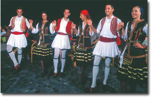 Görög est - Greek Night